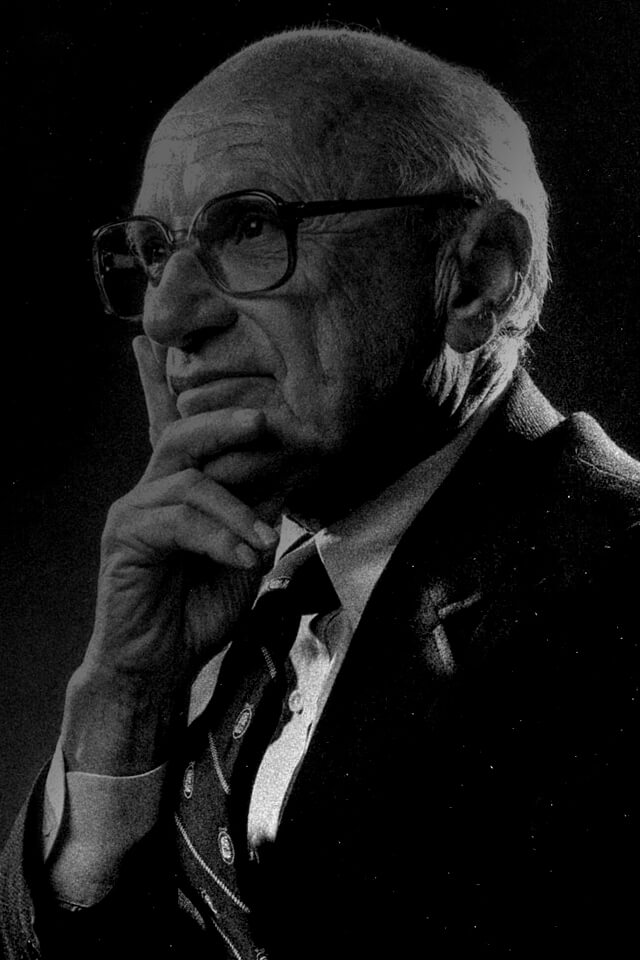 Milton Friedman - İktisadi Düşüncede Chicago Okulu: Parasalcı (Monetarist) İktisat