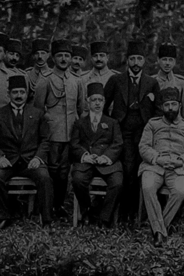 Ermeni Tehcirine Giden Süreç ve Ermeni Tehciri